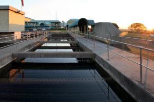 waterworks facility