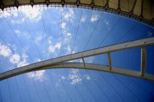 Mabhida soccer-stadium arch