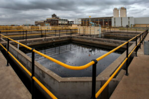 city water filtration plant