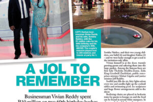 Vivian Reddy turns 60 You Magazine