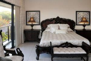 luxury main bedroom