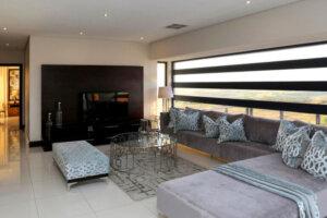 modern styled lounge