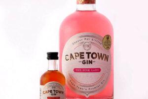 Cape Town Gin beverage