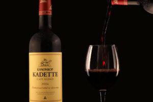 Kanonkop red wines