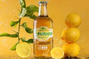 Savanna Dry Lemon beverage